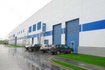 Завод средних рядных двигателей ЯМЗ-530 в г.Ярославль